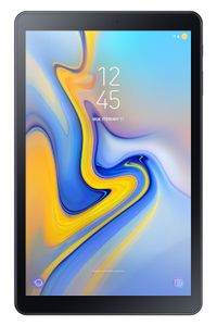 "SAMSUNG Galaxy Tab A 10.5 Wifi 32GB Sort, 10,5"" WUXGA skjerm , 8MP kamera, Android 8.1, 32GB, microSD->400GB (SM-T590NZKANEE)"