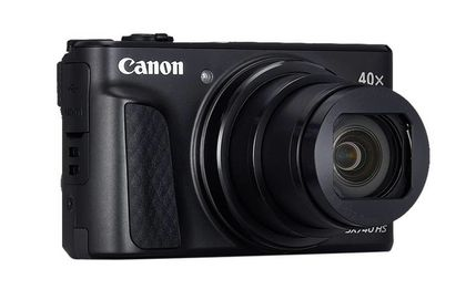 CANON Digital CAMERA POWERSHOT SX740 BK EU26 (2955C002)