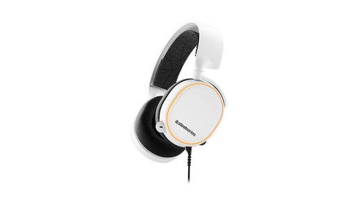 STEELSERIES Arctis 5 (2019 Edition) Headset /White 61507 (61507)