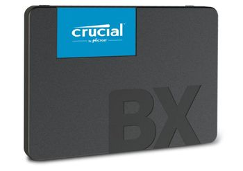 "CRUCIAL BX500 120GB 2,5"" SSD SATA 3.0, up to 540/ 500MB/ s read/ write,  7mm (CT120BX500SSD1)"