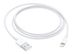 APPLE Lightning til USB Kabel 1 m For lading og synkronisering av iPhone/ iPod/ iPad til Mac/ Windows PC