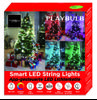 MIPOW Playbulb Xmas String 10m RGB BT 40stk led 4W IP65 (BTL505-GN)