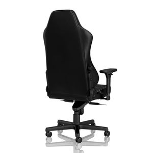 Noblechairs Hero Gaming Chair - Black/ Platinum-White (NBL-HRO-PU-BPW)