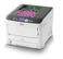 OKI Bundle C612dn Color Printer A4