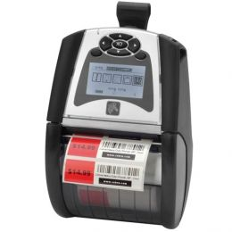 ZEBRA 1 slot battery charger for ZQ600, QLn and ZQ500 Series and UK power cord (SAC-MPP-1BCHGUK1-01)