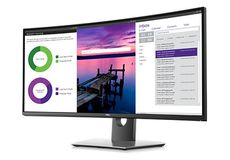 DELL 34__ U3419W Curved 3440x1440 HDMI DP USB-C Speakers