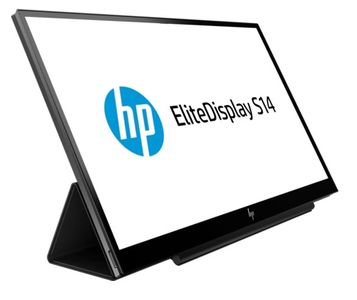 HP EliteDisplay S14 14in PortableDisplay (3HX46AA#ABB)