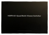 DELTACO HDMI Multiwiever switch