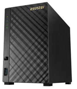 ASUSTOR NAStor AS-1002T 0/2HDD (90IX00L1-BW3S10)