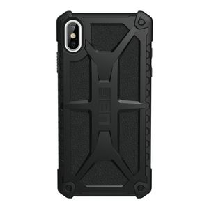 UAG iPhone Xs Max, Monarch Cover Black (111101114040)