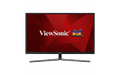 "VIEWSONIC 32"" LED VX3211-2K-MHD 2560x1440 IPS, 3ms, 1000:1, Speakers, VGA/ HDMI/ DP"