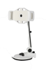DELTACO Suction cup Type Smartphone &Tablet Holder White