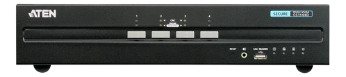 ATEN Secure KVM Switch 4pUSB DVI Dual Display NIAP PPS3.0 (CS1144D-AT-G)