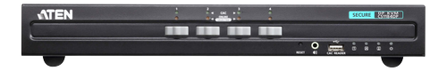 ATEN 4-Port USB DisplayPort Secure KVM Switch (CS1184DP-AT-G)