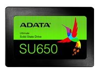 A-DATA SSD ADATA Ultimate SU650 960GB SATA3 (Read/ Write) 520/450 MB/s retail (ASU650SS-960GT-R)