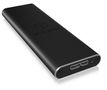 ICY BOX IcyBox External enclosure for M.2 SATA SSD, USB 3.0, Black