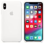 APPLE IPHONE XS MAX SILICONE CASE WHITE (MRWF2ZM/A)
