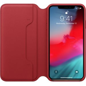 APPLE Iphone XS Max Le Folio Red (MRX32ZM/A)
