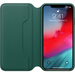 APPLE Iphone XS Max Le Folio Forest Green (MRX42ZM/A)