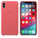 APPLE IPHONE XS MAX LEATHER CASE PEONY PINK (MTEX2ZM/A)