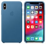 APPLE IPHONE XS MAX LEATHER CASE CAPE COD BLUE ACCS (MTEW2ZM/A)