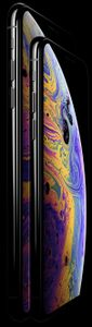 APPLE iPhone XS 64GB - Silver (MT9F2QN/A)