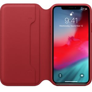 APPLE Iphone XS Le Folio Red (MRWX2ZM/A)
