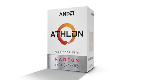 AMD Athlon 200GE 3.2GHz 4/4 Prosessor (YD200GC6FBBOX)