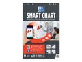 OXFORD Flipoverblok Smart Chart 650x980mm tern