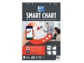 OXFORD Flipoverblok Smart Chart 650x980mm blank