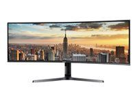 SAMSUNG C43J890DKU Monitor 43inch curved a future top of sales (LC43J890DKUXEN)
