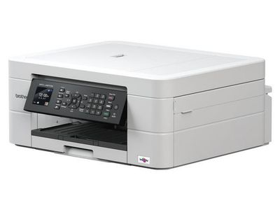 BROTHER - MFC-J497DW ColourCopy/ Scan/ Printer (White)
