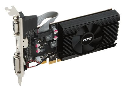 MSI R7 240 2GD3 64b LP         2048MB, PCI-E, DVI, HDMI, LP (V809-2847R)