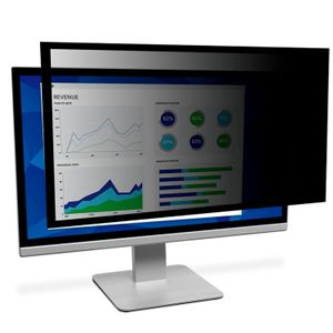 3M Framed Desktop Monitor Privacy (PF220W9F)