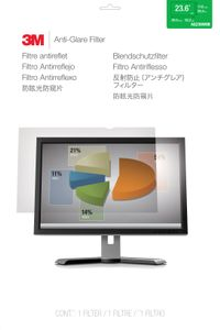 "3M Anti-Glare Filter 23.6"" Widesc (AG236W9B)"