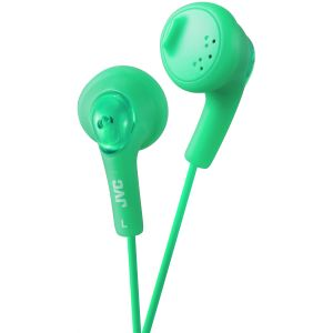 JVC Gumy Bass Boost In Ear Green - qty 1 (HA-F160-G-E)