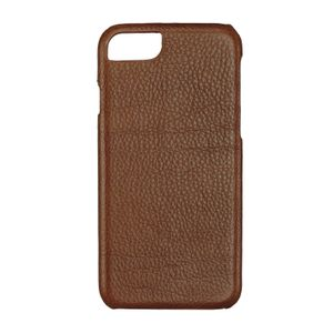"ONSALA COLLECTION Mobildeksel Skinn Brun iPhone 6/7/8 4,7"" (667506)"