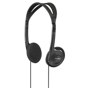 THOMSON Hodetelefon HED1115 On-ear, Svart (00132477)