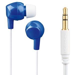 THOMSON Hörlurar In-Ear EAR3106BL Barn Max 85dB Blå (00132508)