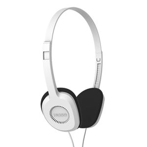 KOSS headphone KPH8W_ On-ear_ white_ 3_5mm plug (192534)