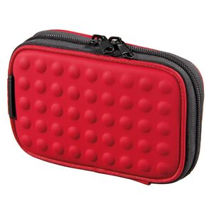 HAMA NAVI BAG DOTS RED (88469)