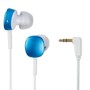 THOMSON Øreplugger EAR3056 In-ear, Hvit-Blå (00132618)