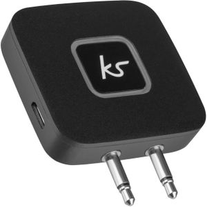 KITSOUND BT Flygplansadapter  (KSBTAPBK)