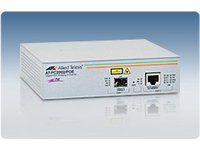 Allied Telesis 10/ 100/ 1000T to fiber SFP, Ethernet Power Converter (PoE) (AT-PC2002POE-50)
