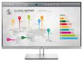 HP EliteDisplay E273q Monitor 27inch Anti-Glare IPS Silver 16:9 2560 x 1440 60 Hz 5ms 178 / 178 350 nits 1000:1 108.8 PPI CG:99