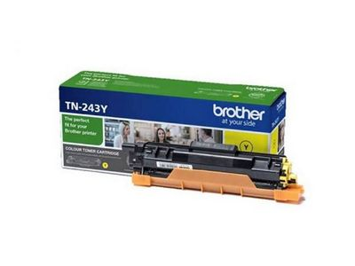 BROTHER HL-3210/ 3270/ MFC3750/ toner yellow 1K (TN243Y)