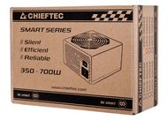 CHIEFTEC Smart 500W 80+ ATX 12V 2.3,12cm Fan, 80 Plus (GPS-500A8)