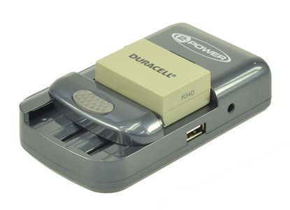 2-POWER Universal Camera Battery Charger (UDC5001A-EU)