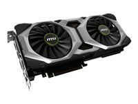 MSI GeForce RTX 2080 Ti VENTUS 11G (GeForce RTX 2080 Ti VENTUS 11G)