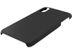 SANDBERG Cover iPhone XS Max Hard Black